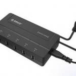 ORICO DCH-5U 5 ports USB charger (สีดำ)