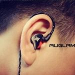 Auglamour AG-R8 สีดำเงา