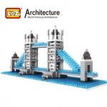 ตัวต่อเลโก้ NANO-BLOCK - สถานที่สำคัญของโลก *ลด50%