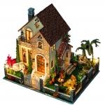 Dream House .. บ้านอิฐทรงยุโรปพร้อมสวนรอบบ้าน