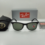 Ray Ban RB3521 006/9A Wayfarer flat metal polarized