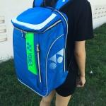 กระเป๋าเป้แบดมินตัน Yonex สีฟ้า (Korea Series)