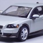 ขาย พรีออเดอร์ โมเดลรถเหล็ก โมเดลรถยนต์ Volvo C30 1:24 สเกล มี โปรโมชั่น