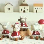 Mini Christmas Dolls - ตุ๊กตาจิ๋วสุดน่ารัก