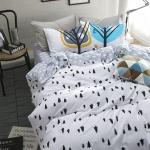 ผ้าปูที่นอน ลวดลายสวย 01
