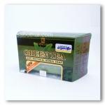 สบู่มาดามเฮง K.KOPACABANA สบู่สมุนไพรชาเขียวแท้ Green Tea Anti-Bacterial Herbal Soap ต้นตำรับมาดามเฮง