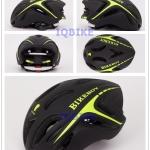 หมวก Bikeboy ทรง Aero สีดำเขียว