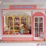 Hansel and Gretel cottage .. ร้านลูกอมลูกกวาดสีหวาน