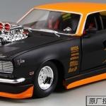 ขาย พรีออเดอร์ โมเดลรถเหล็ก โมเดลรถยนต์ Chevrolet Camaro 1969 Z28 Muscle หายาก 1:24 มี โปรโมชั่น