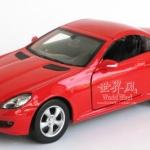 รีวิวดีๆ เกี่ยวกับ โมเดลรถ โมเดลรถเหล็ก Benz SLK 350 / โมเดลรถยนต์ รถเหล็ก