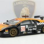 ขาย พรีออเดอร์ โมเดลรถเหล็ก โมเดลรถยนต์ Lamborghini LP670-4 #22 รถแข่ง 1:24 มี โปรโมชั่น