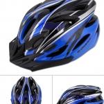 หมวกจักรยาน GIANT สีดำน้ำเงิน