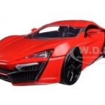 """พรีออเดอร์ รถเหล็ก รถโมเดล US Lykan Hypersport """"Fast & Furious 7"""" สเกล 1:24"""