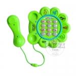 โทรศัพท์ดอกไม้...สีเขียว...จัดส่งฟรี