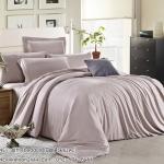 ผ้าปูที่นอน ผ้าเทนเซล tencel สีพื้น