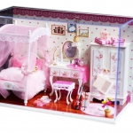 DIY New Pinky Bedrrom - birthday gift ideas home models