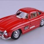 รีวิวดีๆ เกี่ยวกับ โมเดลรถ โมเดลรถเหล็ก Benz 300 SL / โมเดลรถยนต์ รถเหล็ก