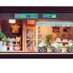 DIY Angel Love diy house.. ร้านเค้กและดอกไม้