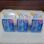 SANA Milk Whitening Cream 50g แพคเกจใหม่