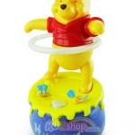 หมีพูห์เต้นฮูล่าฮูป วิ่งชนถอย..น่ารักมากมายจ้า...ฟรีค่าจัดส่งค่ะ