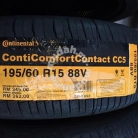 Continental COMFORTCONTACT CC6