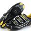 รองเท้าปั่นจักรยานเสือหมอบ TIEBAO สีดำเหลือง : TB16-B1230_0208 thumbnail 3