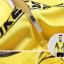 เสื้อปั่นจักรยานแขนสั้น SOUKE สีเหลือง: CPS3110 thumbnail 3