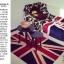 พรมใหญ่ พรมปูพื้น ลายธงชาติอังกฤษ ทอมือ thumbnail 4