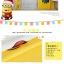 ผ้าม่าน ลายการ์ตูนมินเนี่ยน Minions สีเหลือง thumbnail 6