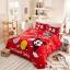 ผ้าปูที่นอน ลายมิคกี้เม้าส์ Mickey Mouse Bedding set thumbnail 2