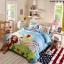ผ้าปูที่นอน ลายหมีพูห์ Pooh Bedding Set thumbnail 1