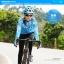 เสื้อปั่นจักรยานแขนยาวผู้หญิง SOUKE ฟ้า : CL2000 thumbnail 2