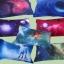 ผ้าปูที่นอน ลายจักรวาล Galaxzy กาแลคซี่ ดวงดาว 3D thumbnail 3