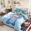 ผ้าปูที่นอนลาย สติช Lilo & Stitch Bedding Set thumbnail 2