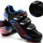รองเท้าปั่นจักรยานเสือหมอบ TIEBAO สีดำน้ำเงิน : TB36-B1409_0211 thumbnail 2