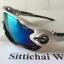 แว่นตา OAKLEY JAWBREAKER สีขาวดำ เลนส์เข้ม thumbnail 2