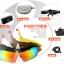 แว่นตาปั่นจักรยาน RIVBOS พร้อมคลิปสายตา : RB0806 thumbnail 7