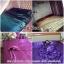 ผ้าปูที่นอน ผ้าซาติน satin 100% สีพื้น thumbnail 8