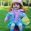 ตุ๊กตา เด็กผู้หญิง แบรนด์LOVEBABY thumbnail 3