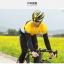 เสื้อปั่นจักรยานแขนยาว SOUKE สีเหลือง : CL3103 thumbnail 8