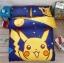 ผ้าปูที่นอน ลายการ์ตูนโปเกม่อน Pokemon Pikachu Bedding Set thumbnail 1