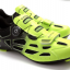 รองเท้าปั่นจักรยานเสือหมอบ TIEBAO สีดำเขียวสะท้อนแสง : TB16-B1259_1002 thumbnail 2