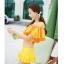 บิกินี่ Bikini-Fairy Colorful (Yellow) thumbnail 2