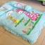 เบาะนอนเด็กทารก ปิกนิค Attoon ผ้าฝ้าย+ใยสังเคราะห์หนาพิเศษ 2 นิ้ว thumbnail 3