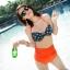 ชุดว่ายน้ำ บิกินี่ ชุดว่ายน้ํา เอวสูง Funny Girl thumbnail 2