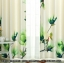 ผ้าม่านทึบ กันยูวี งาน3D ภาพดิจิตอล ลายดอกไม้ thumbnail 1