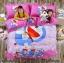 ผ้าปูที่นอน ลายการ์ตูนโดเรม่อน + คิตตี้ Bedding Set thumbnail 1