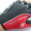 ถุงมือปั่นจักรยานยี่ห้อ castelli สีดำแดง : 163 thumbnail 1