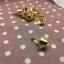 หมุดกรวย15mm ทองแพค4ตัว thumbnail 2