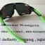 แว่นตา OAKLEY JAWBREAKER สีดำขาเขียว เลนส์เข้ม thumbnail 3